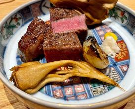 Dinner at 炎水