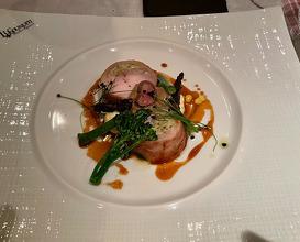 Dinner at Lugdunum Bouchon Lyonnais