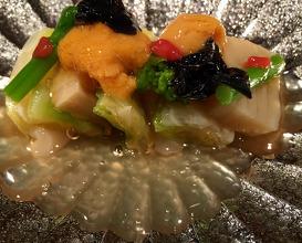 Dinner at Yamadaya Nishiazabu (臼杵ふぐ 山田屋 西麻布)