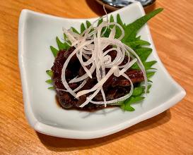 Dinner at Kyorakutei (天ぷら 蕎楽亭)