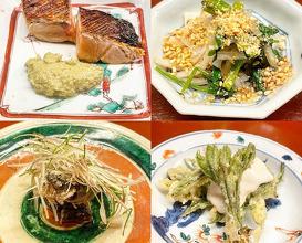 Dinner at 木山