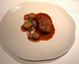 Dinner at Restaurant Anne-Sophie Pic