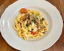 Lunch at Beretta ベレッタ