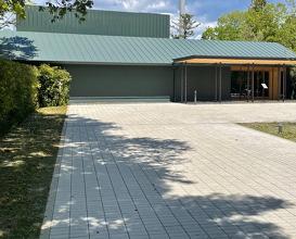 Outside and entrance
