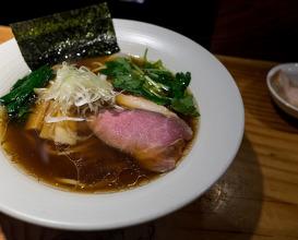 Dinner at 麺処篠はら