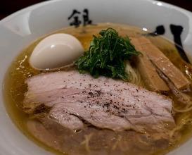 Dinner at 銀座 八五
