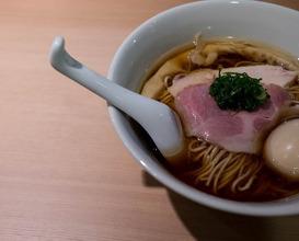 Dinner at らぁ麺 はやし田