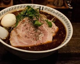 Dinner at スパイス・ラー麺 卍力