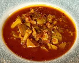 Dinner at VERUM - El Asador de Málaga