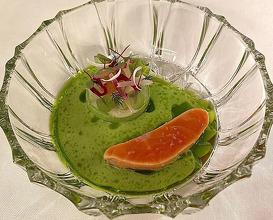 Dinner at Grand Resort Bad Ragaz