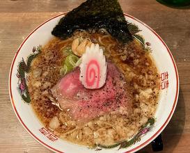 Dinner at アイアン麺