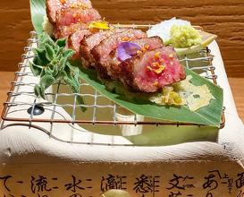 Dinner at Ta-Kumi Restaurante Japonés