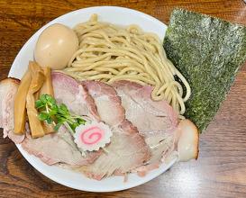 Dinner at つけめんTETSU 千駄木本店