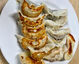 Lunch at Ikiiki Gyoza