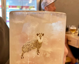 Dinner at 餃子といえば芭莉龍(バリロン)