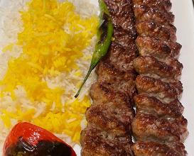 Dinner at Iran zamin