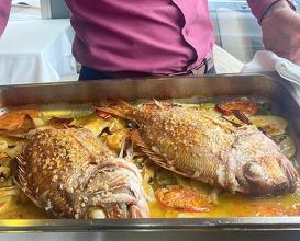 Dinner at Restaurante el Yantar