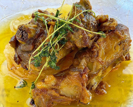 Dinner at Restaurante La Plata Casa Matilde