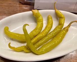 Dinner at El Pulpo