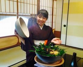 Lunch at Kitcho - Kyoto (京都 吉兆 嵐山本店)