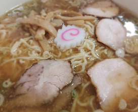 Dinner at 永福町 大勝軒