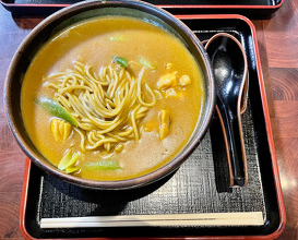 Lunch at Hinode Udon