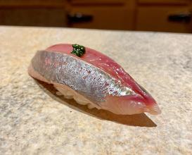 Lunch at Sushi Saito (鮨 さいとう)