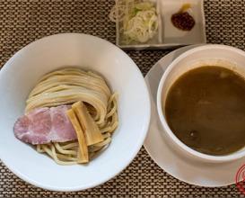 Dinner at つけ麺和
