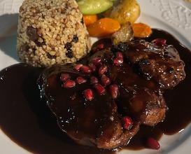 Dinner at Sousourada