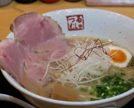 Dinner at らーめん 鶴武者