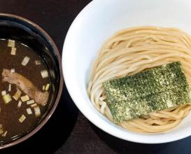 Dinner at つけ麺 麦の香