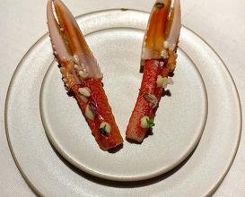 Dinner at AIRA