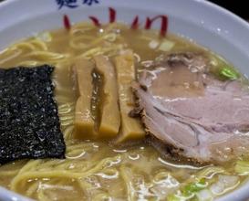 Dinner at 麺家 いし川