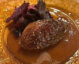 Dinner at Restaurant Etoile