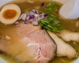 Dinner at 鶏こく中華 すず喜