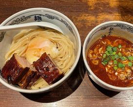 Dinner at 麺屋武蔵 神山