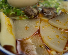 Dinner at 蘭州料理 ザムザムの泉