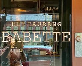 Dinner at Babette