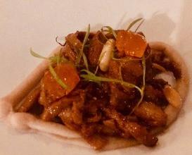 Dinner at Clandestí Taller Gastronòmic