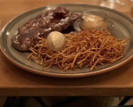 Dinner at Cosmos