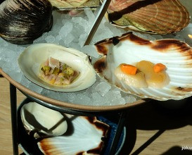 Lunch at Noma 2.0 - 'Noma ocean' (2nd time)