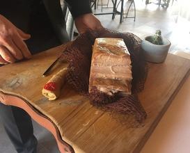 Lunch at BonAmb Restaurant