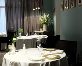Private room lunch at Osteria Francescana