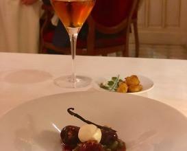 Dinner at Hostellerie Jérôme