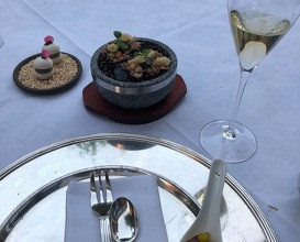 Dinner at Süllberg - Seven Seas