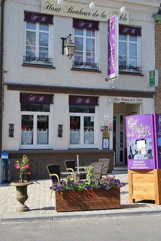 Haut Bonheur De La Table Cassel Michelin Star Restaurant 2020