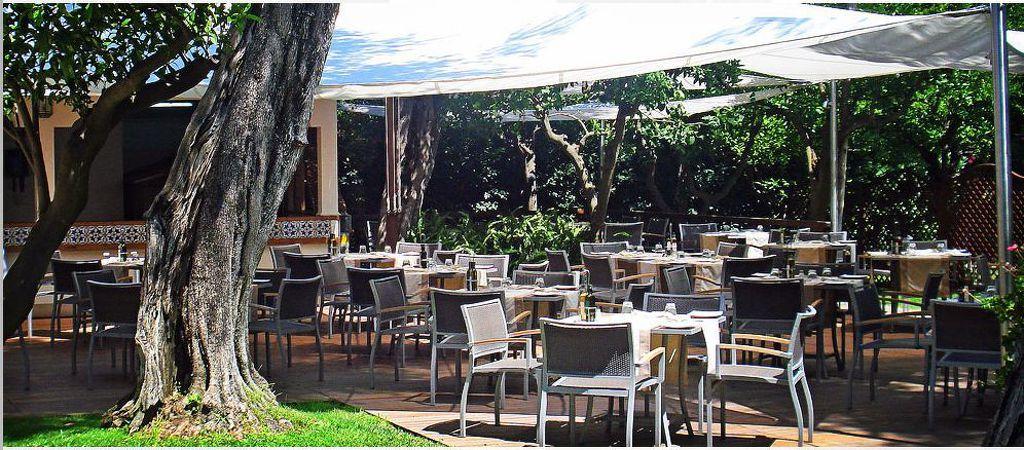 Terrazza Bosquet Sorrento Michelin Star Restaurant 2020