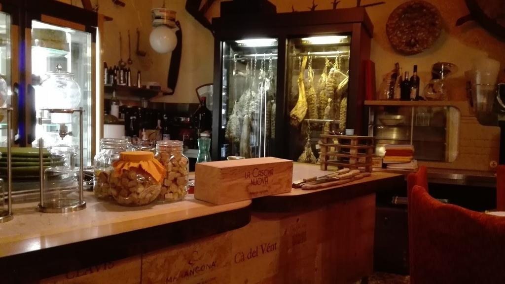 Trattoria La Madia, Aquilini | Reviews, Photos, Address
