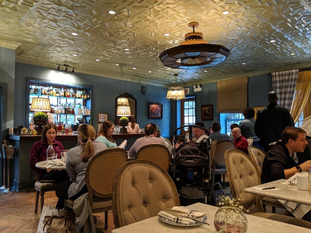Blue Door Kitchen Garden Chicago Reviews Photos Address Phone Number Foodle