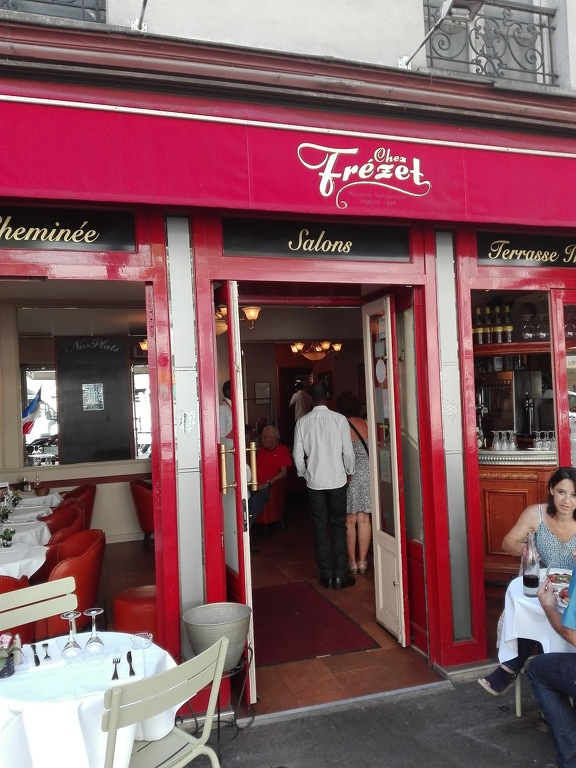 Chez Frezet Paris Reviews Photos Address Phone Number